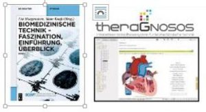 Lernsoftware BMT und Mitherausgabe Lehrbuchreihe Biomedizinische Technik